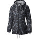 Columbia Flash Forward Printed Windbreaker Jacket Women black print